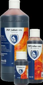 Jodium oplossing 10% pvp (100 mg per ml)
