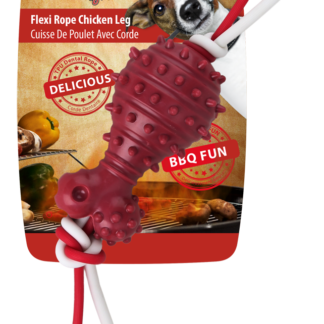 AFP BBQ TPR Rope Chicken Leg