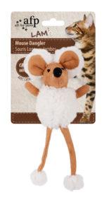 AFP Lambswool-Mouse Dangler