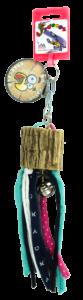Birrdeeez Sekelbos & Cotton Bird Toy