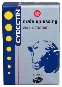 1% w/v orale oplossing REG NL URA