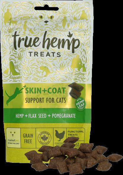 True Hemp Cat Skin + Coat