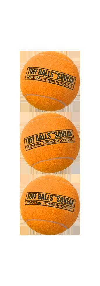 Tuff Balls Squeak 4
