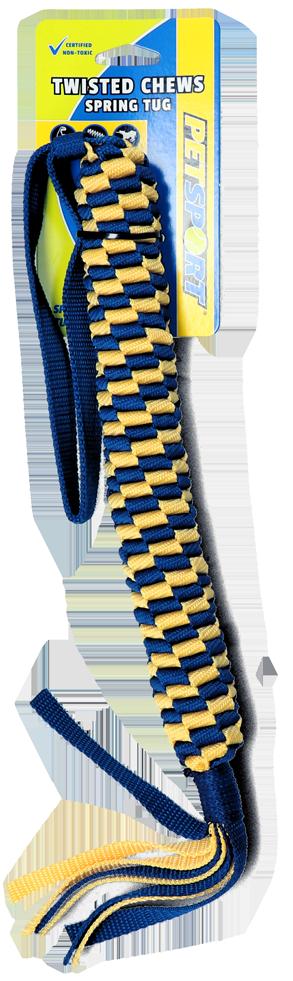 Twisted Chews Spring Tug