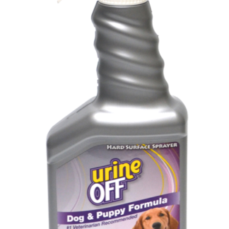 Urine Off Dog & Puppy Spray
