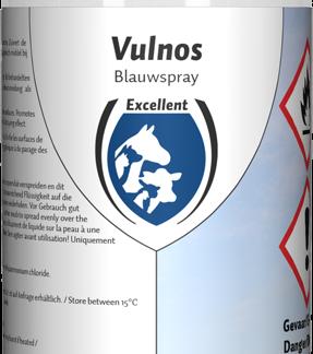 Vulnos Blauw Spray