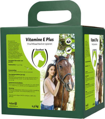 Vitamine E Plus