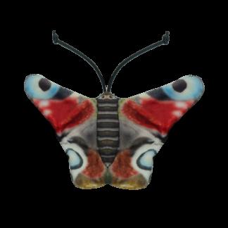 Wild Life Cat Peacock Butterfly (Dagpauwoog)